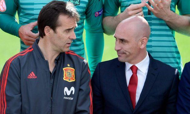 Mundial 2018: Lopetegui es despedido y llega Hierro al seleccionado español