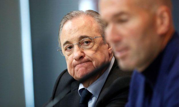 El Real Madrid ya ha elegido al sustituto de Zidane